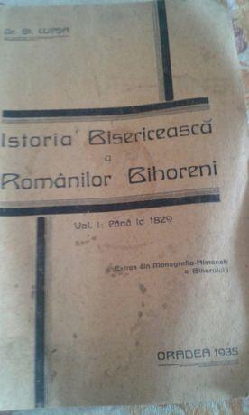 Istoria Bisericeasca a Romanilor Bihoreni