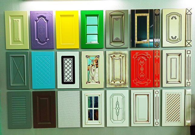 Красим МДФ фасады, покраска фасадов из МДФ.