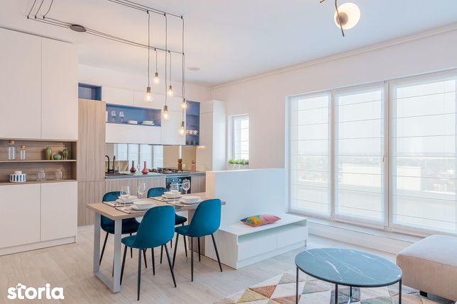 ESTIC PARK: Penthouse cu 3 camere  în zona Pantelimon