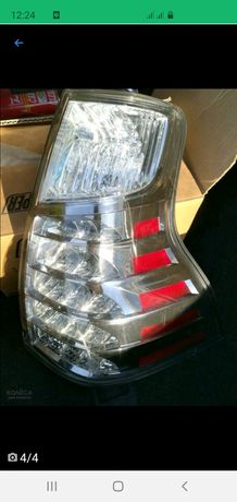 Тойота прадо 150  задние фары с фонарями
