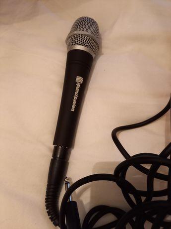Микрофон шнуровой