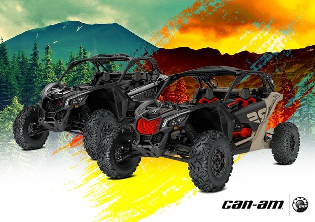 SxS-uri Can-Am 2020-2021