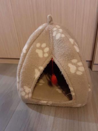 Casuta calduroasa pisici