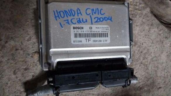 Компютър Хонда Сивик 1.7цдти - Honda Civic 1.7cdti