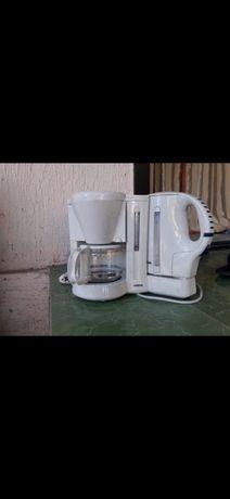 Кофеварка +чайник