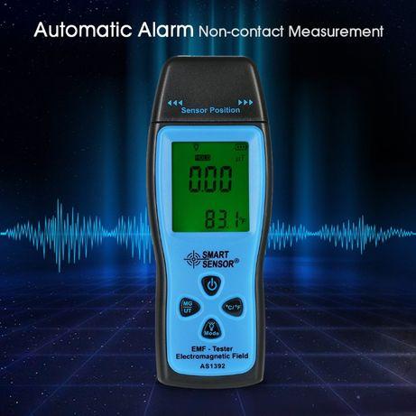 Aparat masura detector analizor camp radiatii electromagnetice NOU