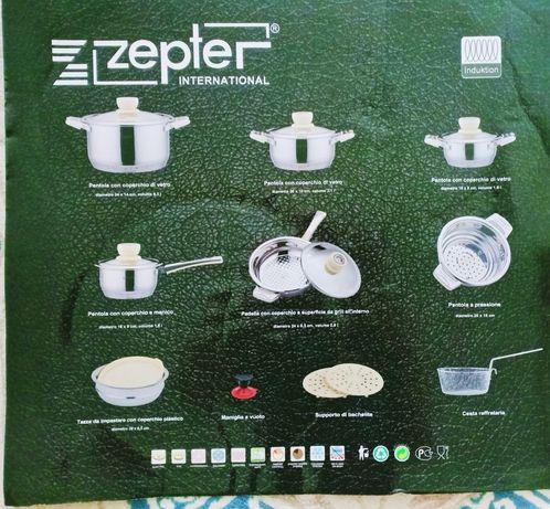 новый Zepter набор