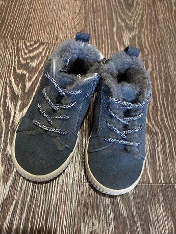 Отдам ботиночки на мальчика
