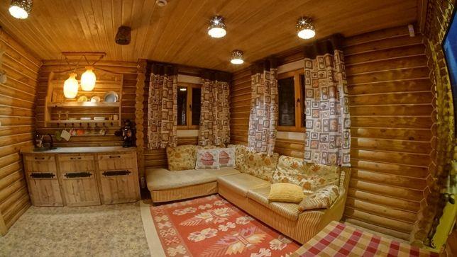 Аренда деревянного домика