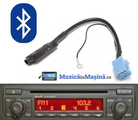 Interfata Modul Bluetooth Concert 2 pt Audi A3, A4, A6 (nu auxiliar).
