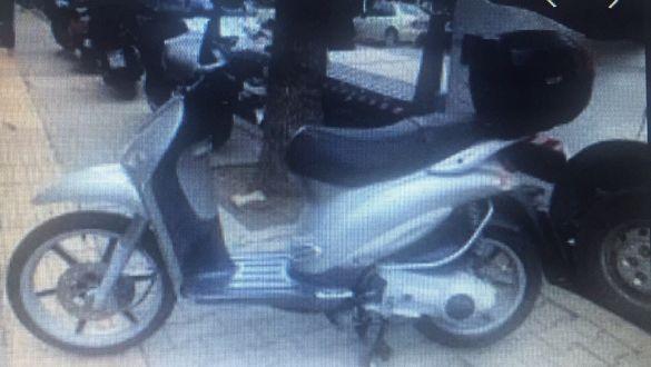 Продавам мотор piaggio Liberty 150 cc