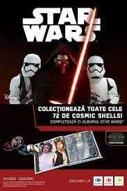Star Wars Cosmic Shells Carrefour