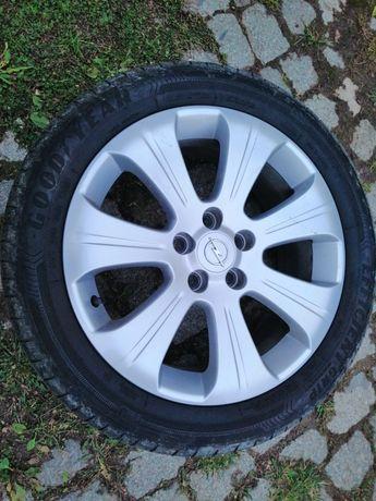Jante aliaj R 17 Opel - Set 4 Jante + cauciuc(astra, vectra, signum..)