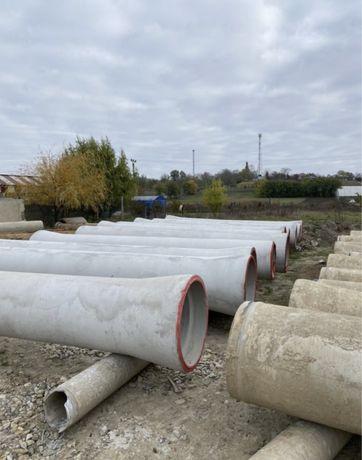 Vand tuburi din beton armat PREMO noi si din recuperari