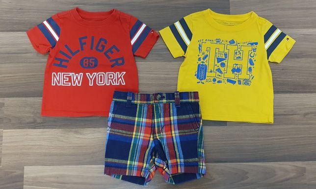 Tricouri si pantaloni Tommy Hilfiger 12M