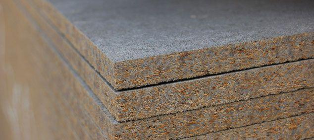 Цементно Стружечные Плиты (ЦСП)