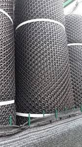 Plasa impotriva cartitelor/rozatoarelor-stabilizare taluz-tratata UV