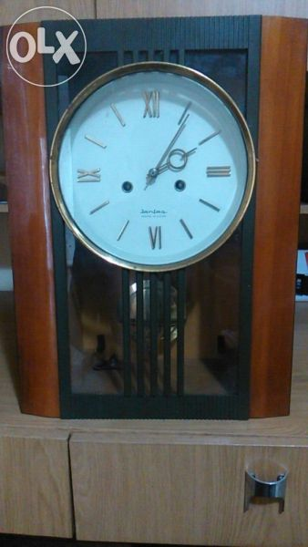 Стенен часовник гр. Пазарджик - image 1