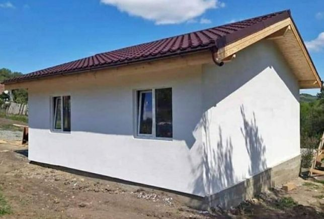 Vindem construim case locuibile pe structura metalica