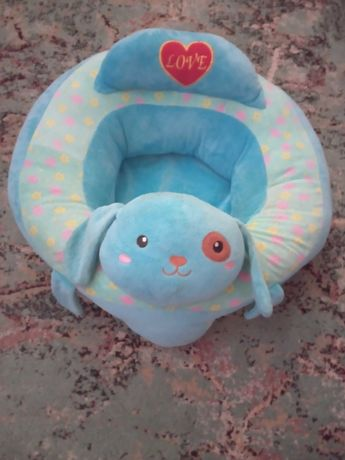 Fotoliu bebe albastru