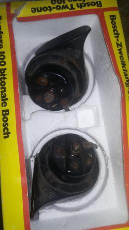 Vând 2 clacsoane marca Bosch