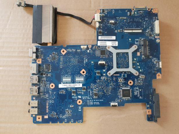 Placa de baza Toshiba C675