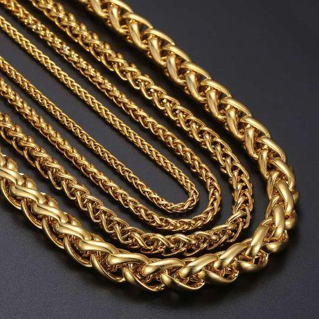Синджир златен ланец златна верижка модел: 2