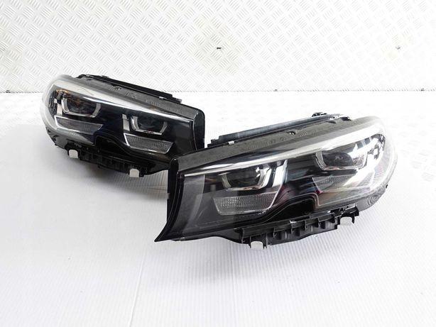 BMW 3 G20 G21 far full led stanga dreapta faruri full led