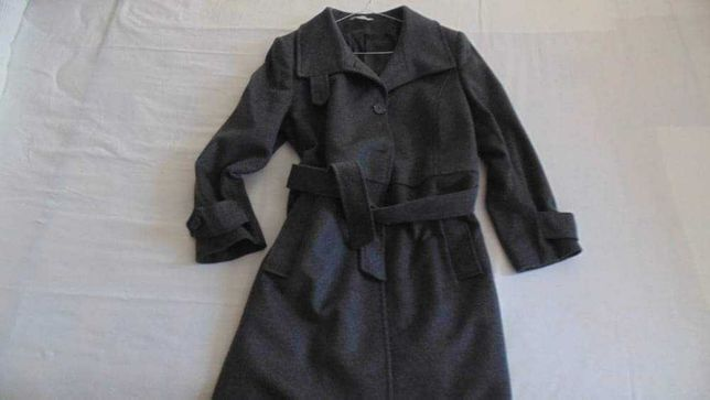 Palton italian din stofa de lana