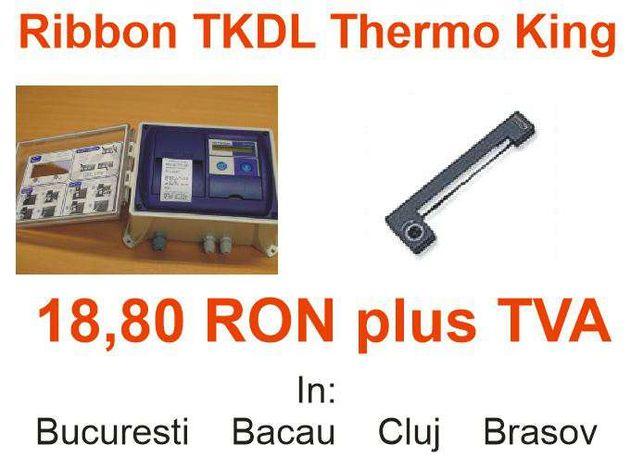Ribbon (banda tus) pentru inregistrator temperatura TKDL Thermo King