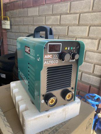 Сварочный аппарат Alteco