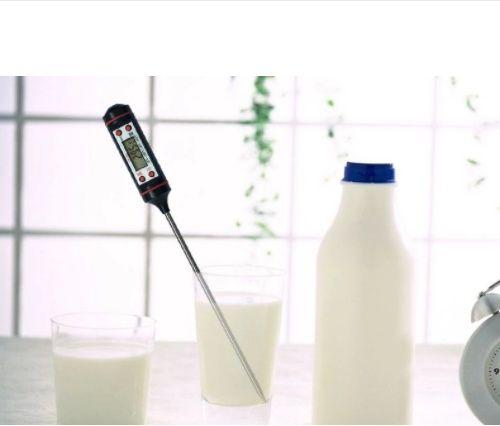 Кухненски термометър Дигитален Неръждаема стомана