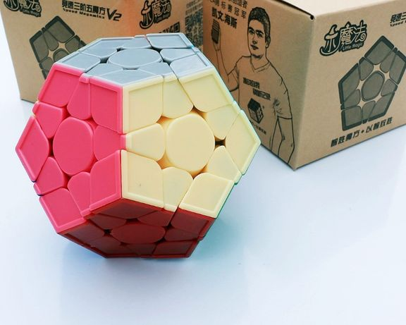 Yuxin Little Magic Megaminx -Cub Rubik