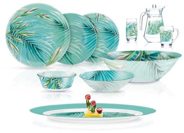 Набор посуды LUMINARC  из 46 предметов(в упаковке) НОВЫЙ
