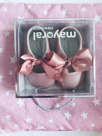 Pantofi bebe fetița