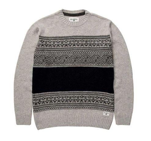 НОВ Billabong Mayfield Sweater - мъжки пуловер - р.Л-ХЛ