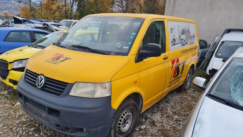 Volkswagen Транспортер T5   1.9TD На части ! гр. София - image 1