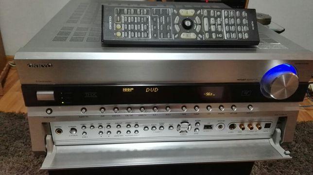 Vând amplificator(receiver) ONKYO TX-NR 906