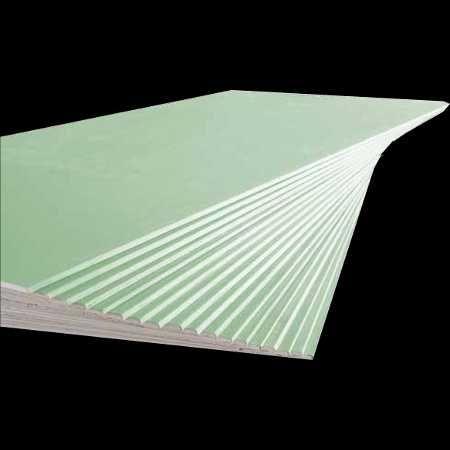 Влагоустойчив гипсокартон 12,5мм/1.20x 2.50м /зелен - ONATPAN