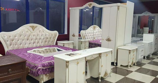 Продам спальный гарнитур Инесса в Алматы мебель со склада