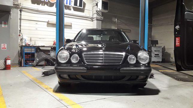 Mercedes Eclass w210