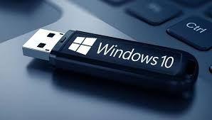Stick USB Windows 10 NOU !!! cu Licenta