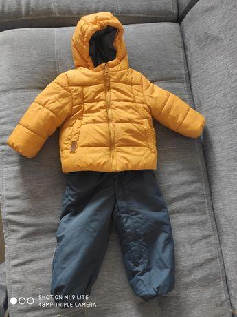 Детский костюм демисезонный. Комбинезон. Детская куртка