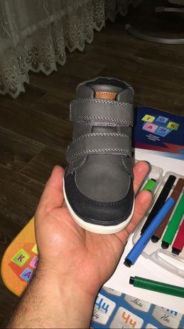 Детские осенние-весенние кросовки