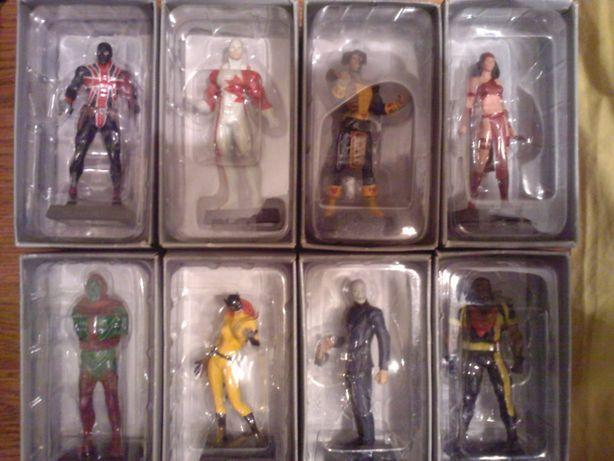 Figurine Marvel din plumb, UK, anii 2006-2009