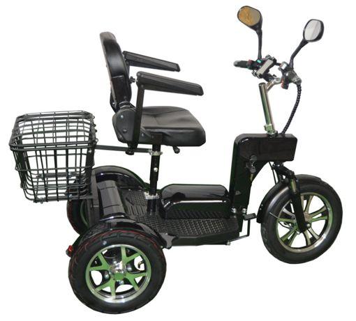 Електрически скутер,мотопед А8 plus задно задвижване