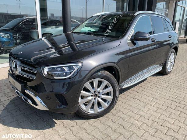 Mercedes-Benz GLC Interior Exclusive / Panou digital / Carlig / Camera 360°/