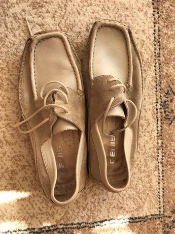 Pantofi piele vara Denis