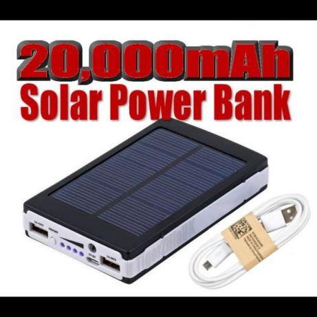 Power bank(baterie externa) Solara 20000 mah
