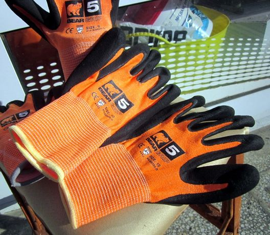 ПРОМОЦИЯ !!Работни ръкавици BEAR GRIP 5